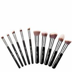 Amazon.com: Sigma Sigmax Essential Kit 10 Brushes: Beauty