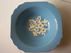 Harker Pottery  Cameoware Serving Bowl  Dainty by IcicleGarden