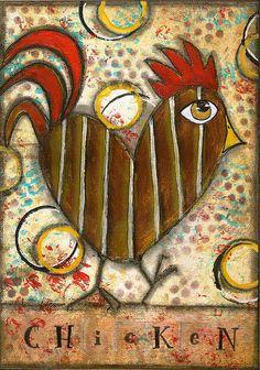 Chicken page by nayski (Renee Stien), via Flickr