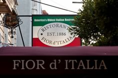 In San Francisco's North Beach, Fior d'Italia has been running, with some stops and starts, since 1886. It's America's oldest Italian restaurant.