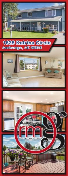 Spacious family home! Amazing large kitchen w/ stainless steel appliances