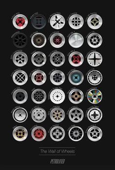 (JDM Road Wheel Styles)