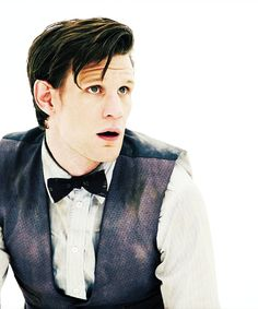 Gosh. I just really should have a board specifically for photos of Matt Smith.
