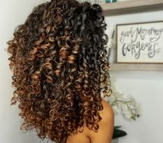 Curls are Ringing Ringlets Produc