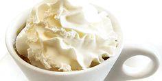 Sorvete de café com calda de chocolate | DigaMaria