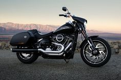 On a Steel Horse I Ride The 2018 Harley Davidson Sport Glide