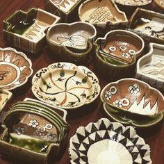 安洞雅彦さん作の豆向付も入荷しました #織部 #織部下北沢店 #陶器 #器 #ceramics #pottery #clay #craft #handmade #oribe #tableware #porcelain