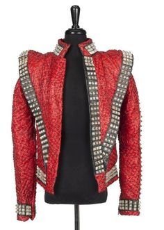 I've always wanted this Jacket Michael Jackson House, Michael Jackson Outfits, Michael Jackson Merchandise, Michael Jackson Costume, Michael Jackson Quotes, Ideias Fashion, King, Costumes, My Style