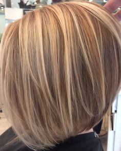 25 Graduated Bob Hairstyles for Fine Hair, With adorable layered stacks in the b. - bob hairstyles for fine hair - frisuren Graduated Bob Hairstyles, Stacked Bob Hairstyles, Haircuts For Fine Hair, Long Bob Hairstyles, Graduated Hair, Choppy Bob Hairstyles For Fine Hair, Short Graduated Bob, Celebrity Hairstyles, Short Haircuts