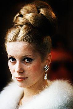 Catherine Deneuve from the 1960s