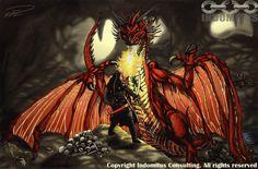Corinna and the Dragon