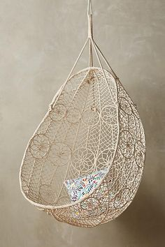 Anthropologie Knotted Melati Hanging Chair - ShopStyle Home