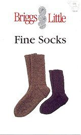 socks | Wool Knitting Yarn from Briggs & Little Custom Woolen Mills Ltd.