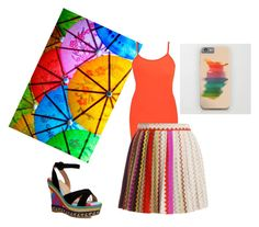 """Colorful"" by adri-98 on Polyvore featuring BKE core and Missoni"