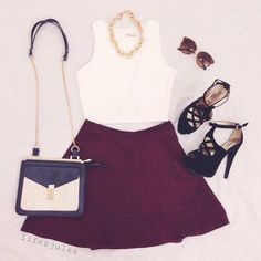 20 Cute Summer Tumblr Outfits Pt.2 😍😍💗 #tipit