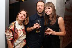 From the left: Zofia Mikucka, Michał Owczarek, Izabela Zajfert (Digital One)