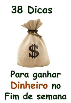 CURSOS GRATUITOS: Dinheiro extra no fim de semana - curso gratuito Money From Home, Online Work, Money Tips, Extra Money, Saving Money, Digital Marketing, How To Make Money, Blog, Internet