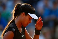Ana Ivanovic - French Open (2015)