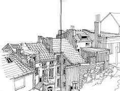 Image result for urban sketches