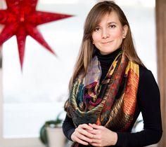 My lovely Etro shawl