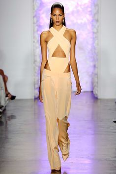 Cushnie et Ochs Spring 2016 Ready-to-Wear Collection Photos
