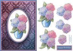 Hydrangeas Quick Card