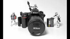 Storm troopers prepare the Nikon. #stormtrooper #starwars #nikon