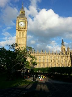 Londra parlamento binasi big ben