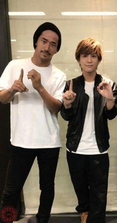 Iwata Takanori & Naoki