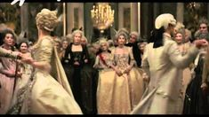 I would love to dress up like Comtesse du Barry, played in this movie by Asia Argento == Marie-Antoinette Ball Scene HD
