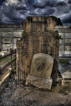 New Orleans grave