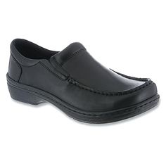 Klogs Men's Knight Black Smooth Leather Size 10 W Smooth Leather, Loafers Men, Casual Wear, Knight, Oxford Shoes, Dress Shoes, Footwear, Lace Up, Athletic