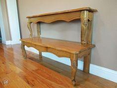 tabela de entrada da mesa de café reaproveitado, mobiliário pintado, redirecionando upcycling