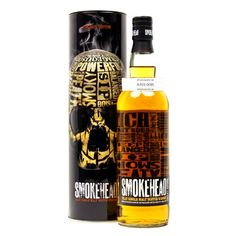 Ian Macleod Smokehead Rock Edition ohne Nennung D.A. 0,70 Liter/ 43.00% Vol