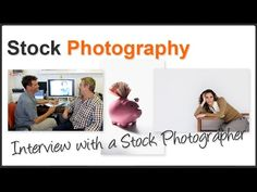 Photography Tips: Interview with a stock photographer - YouTube