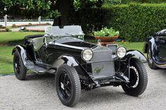 1931 Alfa Romeo 6C 1750 Gran Sport Zagato.