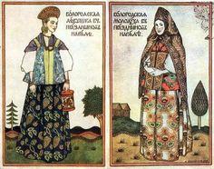 战斗民族的细嗅蔷薇——独具匠心的俄罗斯传统服饰_搜狐时尚_搜狐网