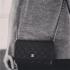 Chanelhandbags  Burberryhandbags Chanel Woc, Chanel Purse, Chanel Fashion, Chanel  Handbags, 3cf91a3e30