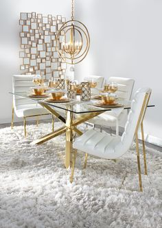 Since 1979, art and fashion has been a guiding light in the design of our home furnishings. We celebrate the glam, the modern, and the luxe through fabrics, finishes and textures.