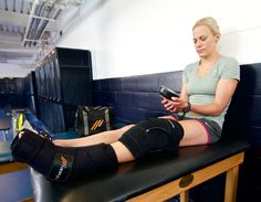 Pro Triathlete Jessica Meyers on the most cost effective cold and compression therapy