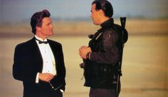 Kurt Russell and Steven Seagal were considered for the first Expendables and turned it down. To me they both look expendable.