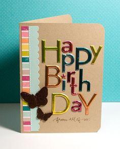 Kristina Werner, Birthday Card