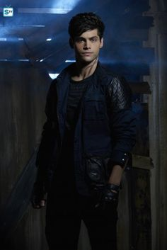 Matthew Daddario as (Alec Lightwood) #Shadowhunters