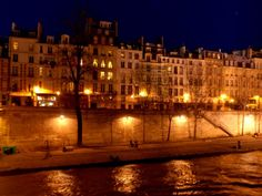 La Seine - Paris, France  Photo Credits: Georgia K.