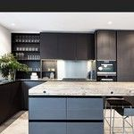 Stunning @boffi kitchen built for our friend and supplier @1803deer  built by the talented team at b2 Construction. Check out their work at ...