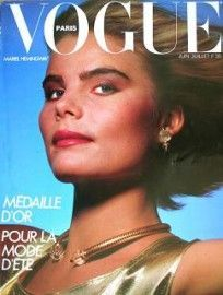 Mariel Hemingway - Vogue Magazine Cover [France] (July 1984) Mariel Hemingway	 Hemingway at the Farm Sanctuary Gala, 2006.	Born	Mariel Hadley Hemingway November 22, 1961  Mill Valley, California, U.S.	Occupation	Actress, writer	Years active	1976–present  Mariel Hadley Hemingway (born November 22, 1961)[1] is an American actress.