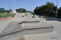Shayla Dame Skatepark Round Rock (Texas, USA) #skatepark #skate #skateboarding #skatinit #skateparkreview