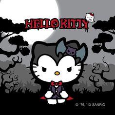hello kitty halloween wallpaper desktop - Google Search