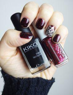 Halloween-Nails: Mit KIKO und ESSIE