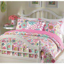 Pink Quilt & Coverlet Sets You'll Love   Wayfair